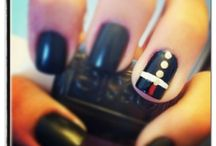 Nailsssss / Nail designs :) / by Samantha Auddino