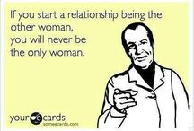 for my cheating husband and his disgusting hag