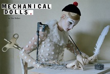 Mechanical Dolls