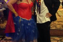 Super Man - Wonder Woman / Super Man - Wonder Woman