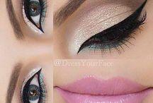 Make up & hair..!!