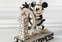 Disney Figurines  / by Vanessa Fay Jones