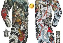 Irezumi / The art of the japanese Tattoo