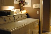 Laundry Room Ideas / by Jamie Corbett