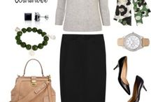 outfits / by Anne Merkel
