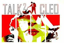 #Talk2Cleo by Waterboxer / #Art done by people regarding the Podcast #Talk2Cleo  Beautiful, silly and fun.