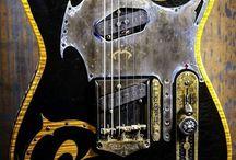 Scala guitars