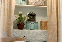Laundry room make over!!! / by Agnieszka Murray