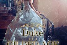 Victorian Romance / All the Victorian romance books I've written!
