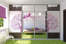 Bedroom for a preteen girl