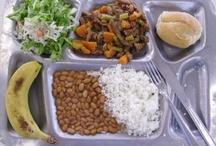 School Food Around the World