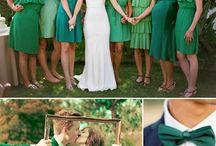 Bridesmaid Dresses - Non-matching