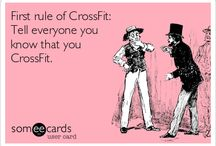 Crossfit humor / Crossfitters have their own brand of sick twisted funny