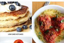 low carbs recipies