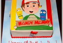 Handy Manny Party