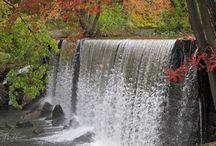 Lakes Ponds Rivers