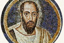 Saint Paul Apôtre / Saul (Tarse-Rome 1er siècle)