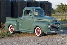 FoMoCo / Vintage Ford Cars, trucks, etc.
