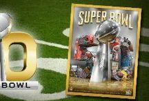 Super Bowl 50!!! / Great Commemorative Merchandise from Super Bowl 50!