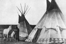 blackfoot teepee