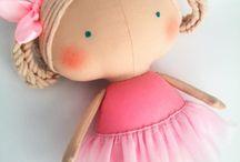 bonecas de trapo