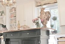 Kitchen / by French Country Cottage
