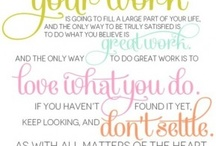 I love quotes / by Jen Haygs