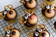 Food- cake & cupcakes / by Mandi Cooke Yost