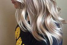 Blodie hair