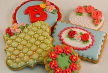 CookieSalon Royal Icing Cookies / Fabulous Royal Icing Cookies