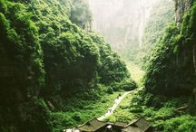 Oh the places to go ~ China / by Diane Alioa