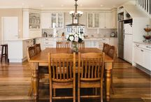 country kitchens / by Libba Saylors