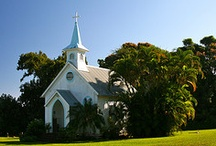 Small Country Churchs