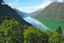 Norvegia con Blueberry / Ecco alcuni scatti per iniziare ad assaporare l'atmosfera dell'esperienza di viaggio in Norvegia con Blueberry.