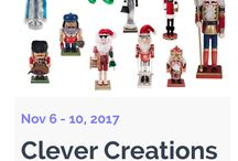 Clever Creations for Christmas