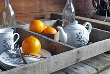 Swedish Country Interiors / by Courtney Clay