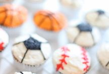 Emerson's Birthday Party  / Ideas & inspiration for a boy sport-themed bday party  / by Kristen Constable