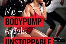 BodyPump! =)