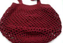 my crochet bag