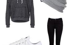 shoes/ clothes