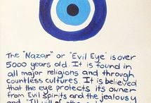 Evil eye/ Hamsa