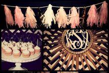 17th birthday party / by Dana Andrews