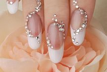 Nails-theme-Wedding or Special Fancy Occasion
