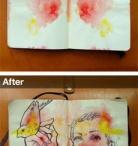Sketchbooks / by Erin Van Horne