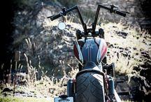 """Dyna Harley """"13 Etoiles"""" by Vida Loca Choppers / Dyna Harley 13 Etoiles Designed by Vida Loca Choppers in 2013"""