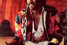 Jimi Hendrix..