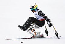 Los Dioses del Olimpo / Los atletas que por su habilidad, trayectoria y atractivo han llamado mi atención.