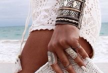 B O H O. C H I C / Summer, beach, bohemian, chic looks / by Swimwear World - Designer Swimwear