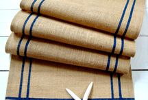 TABLE RUNNER - NAUTICAL