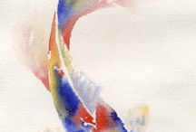 Watercolor / by Barb Quent